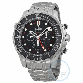 Omega 212.30.44.52.01.001 Seamaster Mens Chronograph Automatic Watch