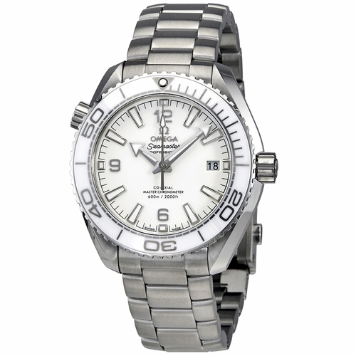 Omega 215.30.40.20.04.001 Seamaster Planet Ocean Mens Automatic Watch