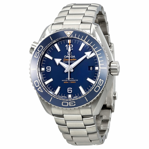 Omega 215.30.44.21.03.001 Seamaster Planet Ocean Mens Automatic Watch