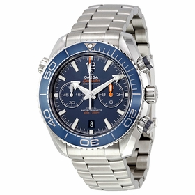 Omega 215.30.46.51.03.001 Seamaster Planet Ocean Mens Chronograph Automatic Watch