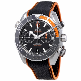 Omega 215.32.46.51.01.001 Seamaster Planet Ocean Mens Chronograph Automatic Watch