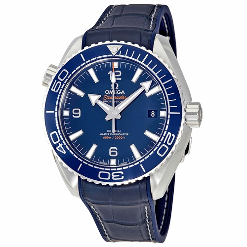 Omega 215.33.44.21.03.001 Seamaster Planet Ocean Mens Automatic Watch