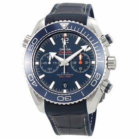 Omega 215.33.46.51.03.001 Seamaster Planet Ocean Mens Chronograph Automatic Watch