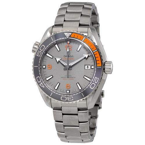 Omega 215.90.44.21.99.001 Seamaster Planet Ocean Mens Automatic Watch
