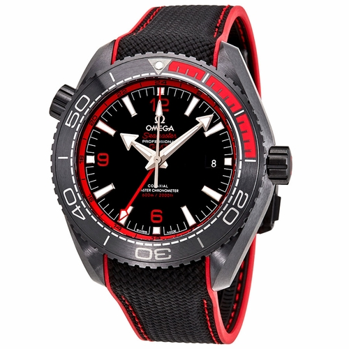 Omega 215.92.46.22.01.003 Seamaster Planet Ocean Mens Automatic Watch