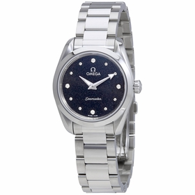 Omega 220.10.28.60.51.001 Seamaster Aqua Terra Ladies Quartz Watch