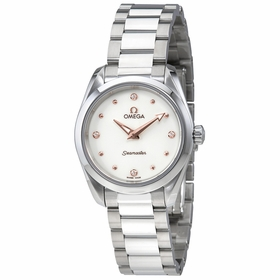 Omega 220.10.28.60.54.001 Seamaster Aqua Terra Ladies Quartz Watch