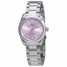 Omega 220.10.28.60.60.001 Seamaster Aqua Terra Ladies Quartz Watch