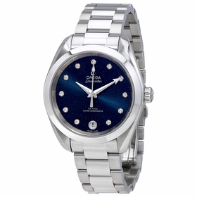 Omega 220.10.34.20.53.001 Seamaster Ladies Automatic Watch