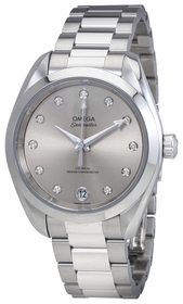 Omega 220.10.34.20.60.001 Seamaster Aqua Terra Ladies Automatic Watch