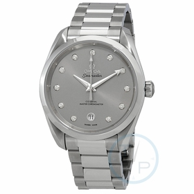 Omega 220.10.38.20.56.001 Seamaster Ladies Automatic Watch