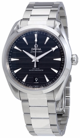Omega 220.10.41.21.01.001 Seamaster Aqua Terra Mens Automatic Watch