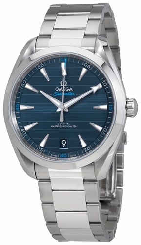Omega 220.10.41.21.03.001 Seamaster Aqua Terra Mens Automatic Watch