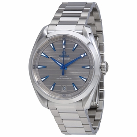 Omega 220.10.41.21.06.001 Seamaster Aqua Terra Mens Automatic Watch