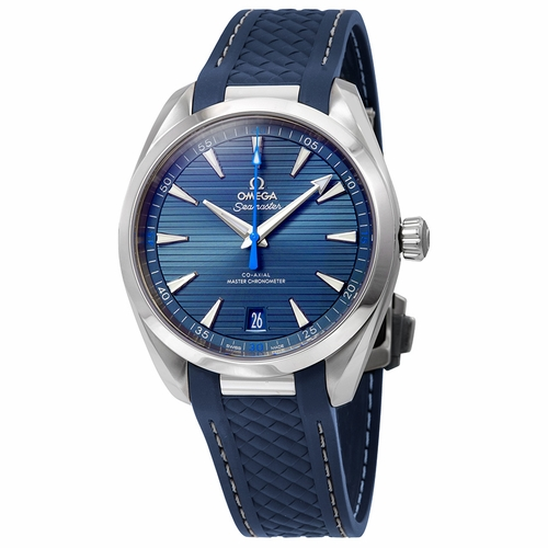 Omega 220.12.41.21.03.002 Seamaster Mens Automatic Watch