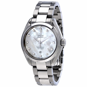 Omega 231.10.34.20.55.002 Seamaster Aqua Terra Ladies Automatic Watch