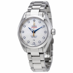 Omega 231.10.34.20.55.003 Seamaster Aqua Terra Ryder Cup Ladies Automatic Watch