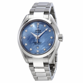 Omega 231.10.34.20.57.002 Seamaster Aqua Terra Ladies Automatic Watch