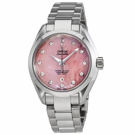 Omega 231.10.34.20.57.003 Seamaster Aqua Terra Ladies Automatic Watch