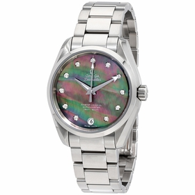 Omega 231.10.39.21.57.001 Seamaster Aqua Terra Ladies Automatic Watch