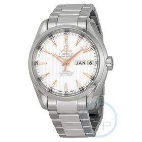 Omega 231.10.39.22.02.001 Aqua Terra Annual Calendar Mens Automatic Watch