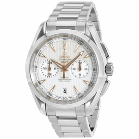 Omega 231.10.43.52.02.001 Seamaster Aqua Terra Mens Chronograph Automatic Watch