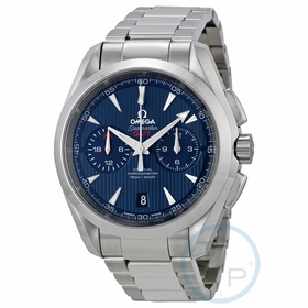 Omega 231.10.43.52.03.001 Seamaster Aqua Terra Mens Chronograph Automatic Watch