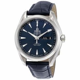 Omega 231.13.43.22.03.002 Aqua Terra Annual Calendar Mens Automatic Watch