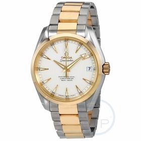 Omega 231.20.39.21.02.002 Seamaster Aqua Terra Master Co-Axial Mens Automatic Watch