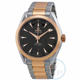 Omega 231.20.42.22.06.001 Seamaster Aqua Terra Mens Automatic Watch