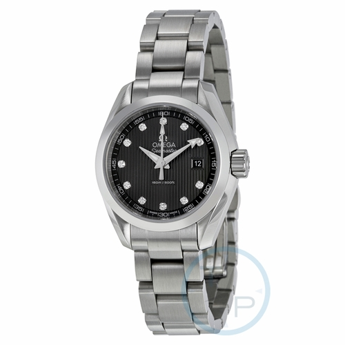 Omega 231.10.30.60.56.001 Seamaster Aqua Terra Ladies Quartz Watch