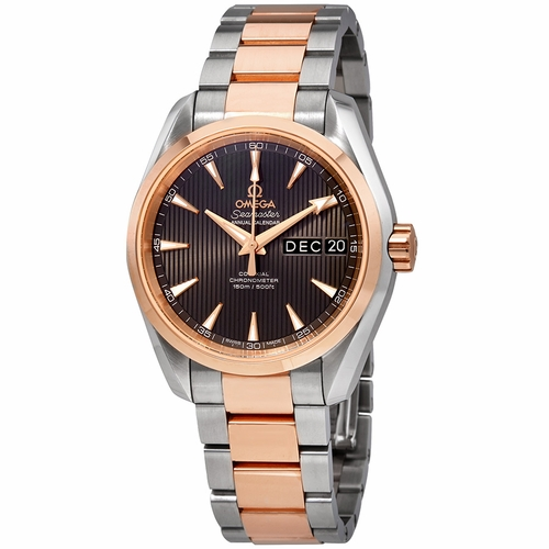 Omega 23120392206001 Aqua Terra Annual Calendar Mens Automatic Watch