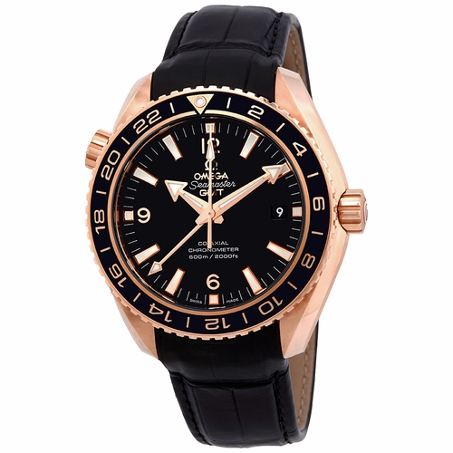 Omega 232.63.44.22.01.001 Seamaster Planet Ocean Mens Automatic Watch