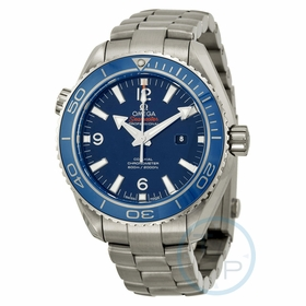 Omega 232.90.38.20.03.001 Seamaster Planet Ocean Unisex Automatic Watch