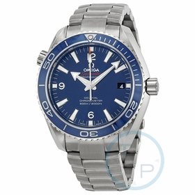 Omega 232.90.42.21.03.001 Seamaster Planet Ocean Mens Automatic Watch