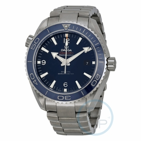 Omega 232.90.46.21.03.001 Seamaster Planet Ocean Mens Automatic Watch