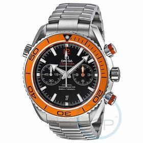 Omega 23230465101002 Seamaster Planet Ocean Mens Chronograph Automatic Watch
