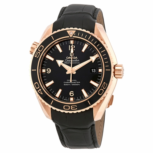 Omega 23263462101001 Seamaster Planet Ocean Mens Automatic Watch