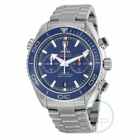 Omega 232.90.46.51.03.001 Seamaster Planet Ocean Mens Chronograph Automatic Watch