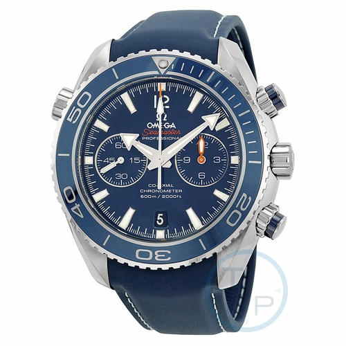 Omega 232.92.46.51.03.001 Seamaster Planet Ocean Mens Chronograph Automatic Watch