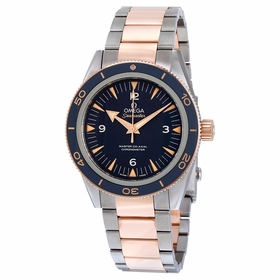 Omega 233.60.41.21.03.001 Seamaster 300 Mens Automatic Watch
