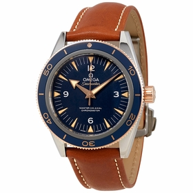 Omega 233.62.41.21.03.001 Seamaster Mens Automatic Watch