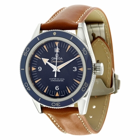 Omega 233.92.41.21.03.001 Seamaster 300 Mens Automatic Watch
