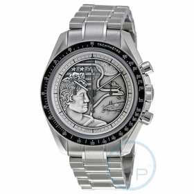 Omega 311.30.42.30.99.002 Speedmaster Moonwatch Mens Chronograph Hand Wind Watch