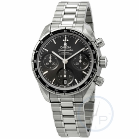 Omega 324.30.38.50.01.001 Speedmaster Mens Chronograph Automatic Watch