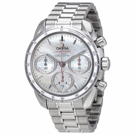 Omega 324.30.38.50.55.001 Speedmaster Mens Chronograph Automatic Watch