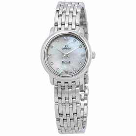 Omega 424.10.24.60.55.001 De Ville Prestige Ladies Quartz Watch