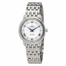 Omega 424.10.27.60.04.001 De Ville Ladies Quartz Watch