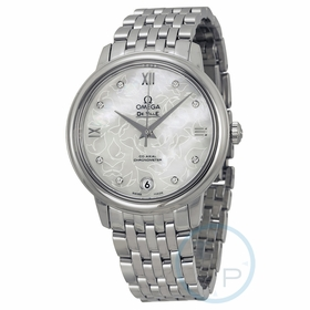 Omega 424.10.33.20.55.001 De Ville Ladies Automatic Watch