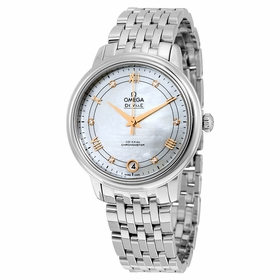 Omega 424.10.33.20.55.002 De Ville Ladies Automatic Watch